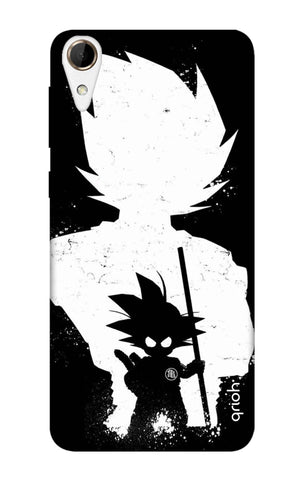 Goku Unleashed HTC 728 Cases & Covers Online