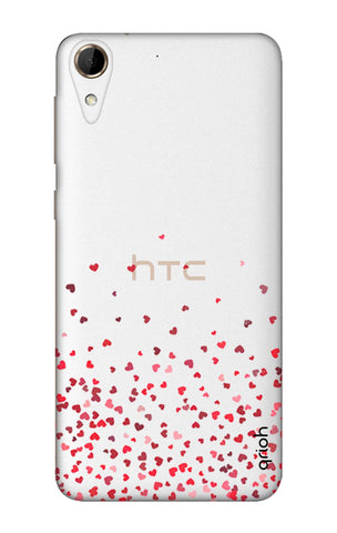 Floating Hearts HTC 728 Cases & Covers Online