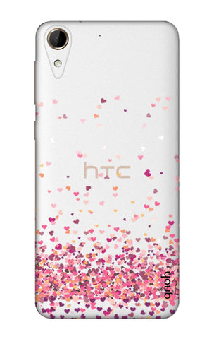 Cluster Of Hearts HTC 728 Cases & Covers Online