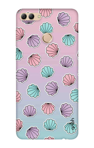 Gradient Flowers Huawei Y9 2018 Cases & Covers Online