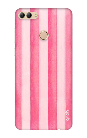 Painted Stripe Huawei Y9 2018 Cases & Covers Online