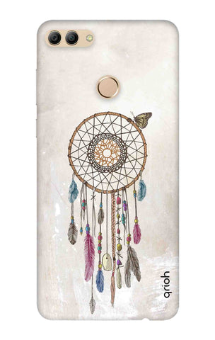 Butterfly Dream Catcher Huawei Y9 2018 Cases & Covers Online