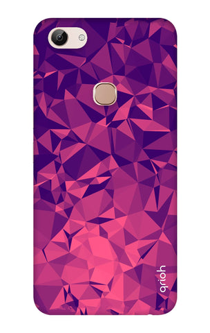 Purple Diamond Vivo Y83 Cases & Covers Online