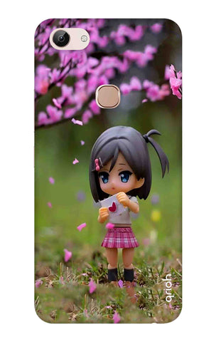 Cute Girl Vivo Y83 Cases & Covers Online