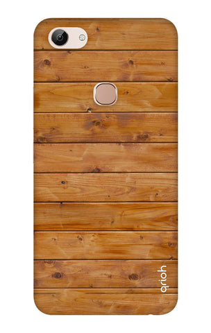 Natural Wood Vivo Y83 Cases & Covers Online