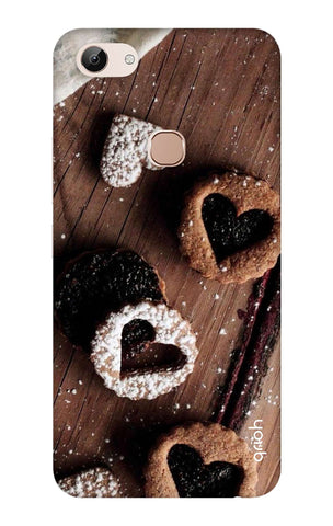 Heart Cookies Vivo Y83 Cases & Covers Online