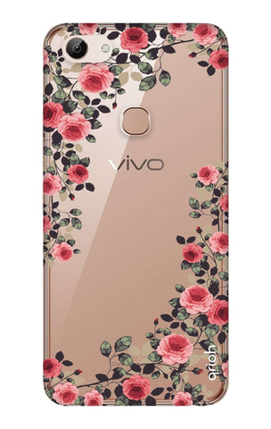 Floral French Vivo Y83  Cases & Covers Online