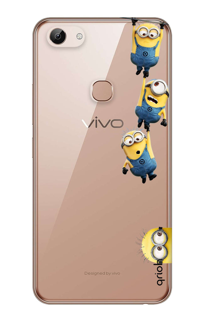 best service d991b 5f3a2 Falling Minions Case for Vivo Y83