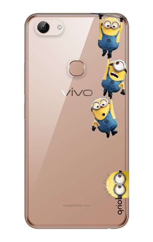 Falling Minions Vivo Y83  Cases & Covers Online