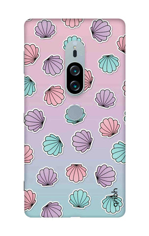 Gradient Flowers Sony Xperia XZ2 Premium Cases & Covers Online