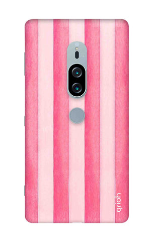 Painted Stripe Sony Xperia XZ2 Premium Cases & Covers Online