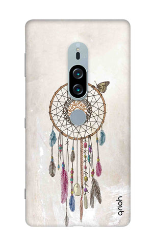 Butterfly Dream Catcher Sony Xperia XZ2 Premium Cases & Covers Online