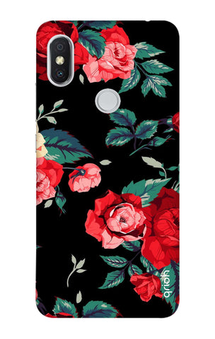 Wild Flowers Xiaomi Redmi Y2 Cases & Covers Online