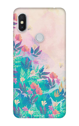 Flower Sky Xiaomi Redmi Y2 Cases & Covers Online