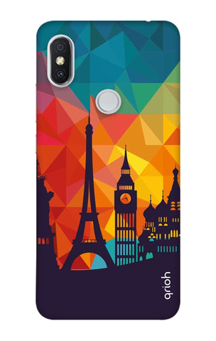 Wonders Of World Xiaomi Redmi Y2 Cases & Covers Online