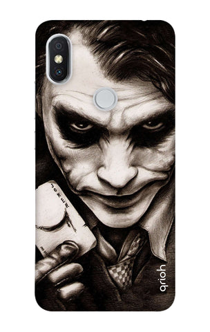 Why So Serious Xiaomi Redmi Y2 Cases & Covers Online