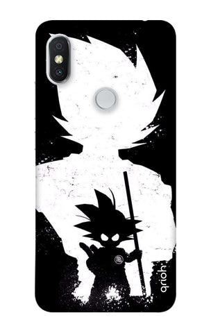 Goku Unleashed Xiaomi Redmi Y2 Cases & Covers Online