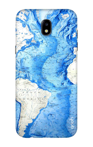World Map Samsung J7 2018 Cases & Covers Online