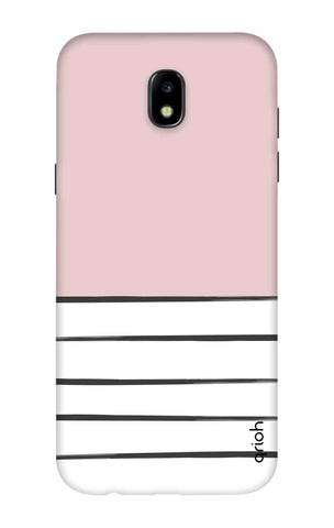 Horizontal Stripe Samsung J7 2018 Cases & Covers Online