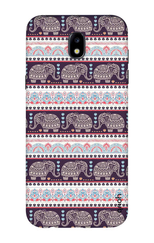Elephant Pattern Samsung J7 2018 Cases & Covers Online