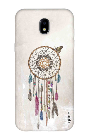 Butterfly Dream Catcher Samsung J7 2018 Cases & Covers Online