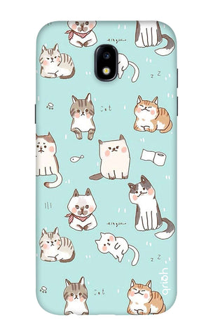 Cat Kingdom Samsung J7 2018 Cases & Covers Online