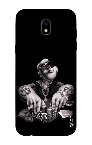 Rich Man Samsung J7 2018 Cases & Covers Online
