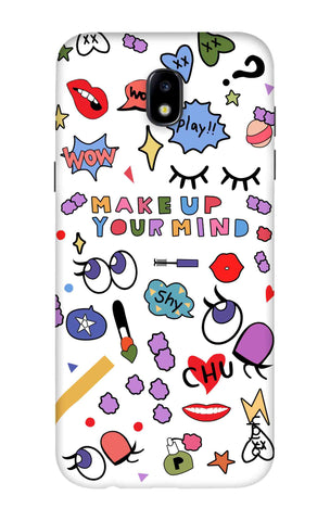 Makeup Your Mind Samsung J7 2018 Cases & Covers Online