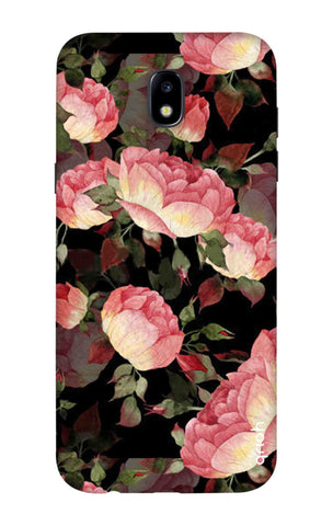 Watercolor Roses Samsung J7 2018 Cases & Covers Online