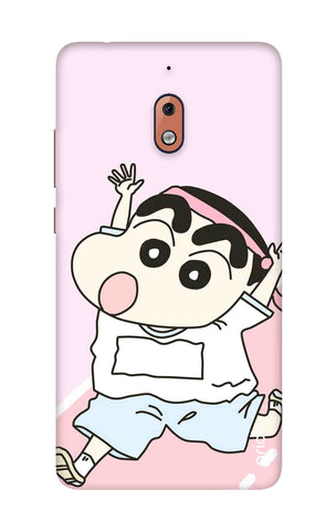Running Cartoon Nokia 2.1 Cases & Covers Online