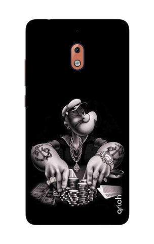 Rich Man Nokia 2.1 Cases & Covers Online