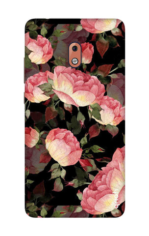 Watercolor Roses Nokia 2.1 Cases & Covers Online