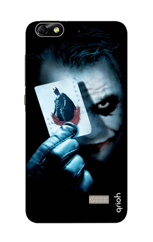 Joker Hunt Honor 4C Cases & Covers Online