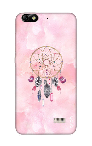 Pink Dreamcatcher Honor 4C Cases & Covers Online