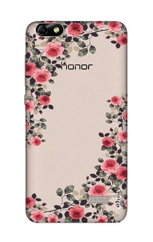 Floral French Honor 4C Cases & Covers Online