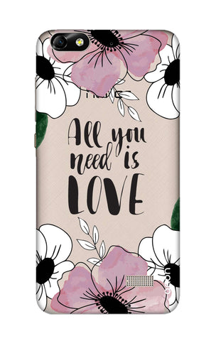 All You Need is Love Honor 4C Cases & Covers Online