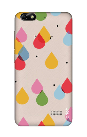 Colourful Drops Honor 4C Cases & Covers Online
