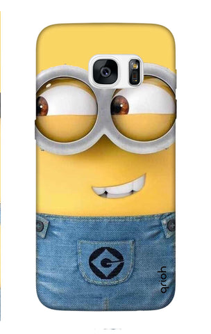 Smirk Samsung S7 Edge Cases & Covers Online