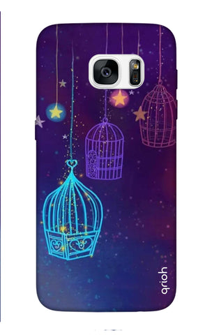 Cage In The Dark Samsung S7 Edge Cases & Covers Online