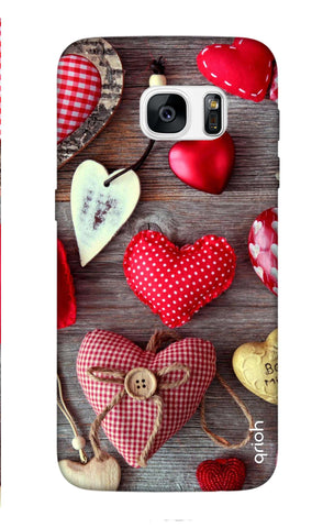 Be Mine Samsung S7 Edge Cases & Covers Online