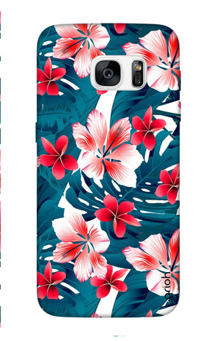 Floral Jungle Samsung S7 Edge Cases & Covers Online