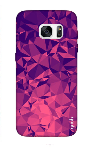 Purple Diamond Samsung S7 Edge Cases & Covers Online