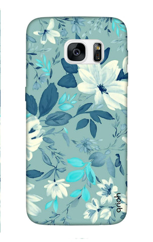 White Lillies Samsung S7 Edge Cases & Covers Online