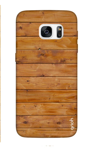 Natural Wood Samsung S7 Edge Cases & Covers Online