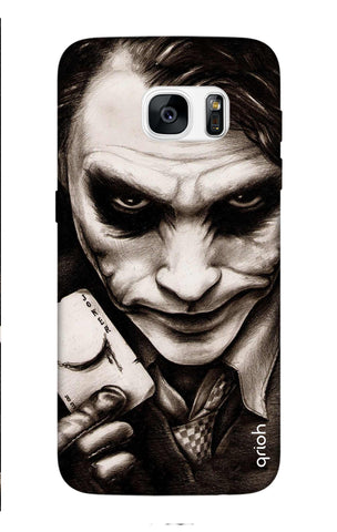 Why So Serious Samsung S7 Edge Cases & Covers Online