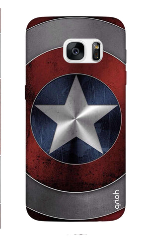Timberwolf America Samsung S7 Edge Cases & Covers Online