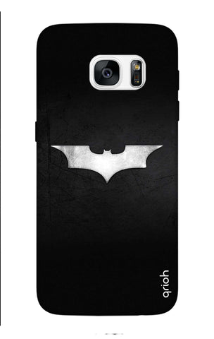 Grunge Dark Knight Samsung S7 Edge Cases & Covers Online