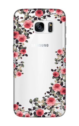 Floral French Samsung S7 Edge Cases & Covers Online