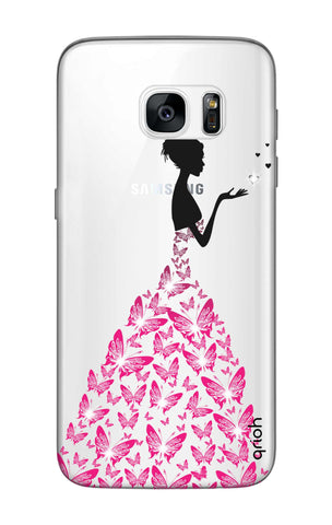 Princess Case With Heart Samsung S7 Edge Cases & Covers Online