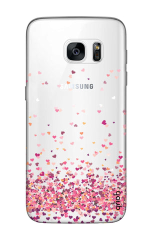 Cluster Of Hearts Samsung S7 Edge Cases & Covers Online